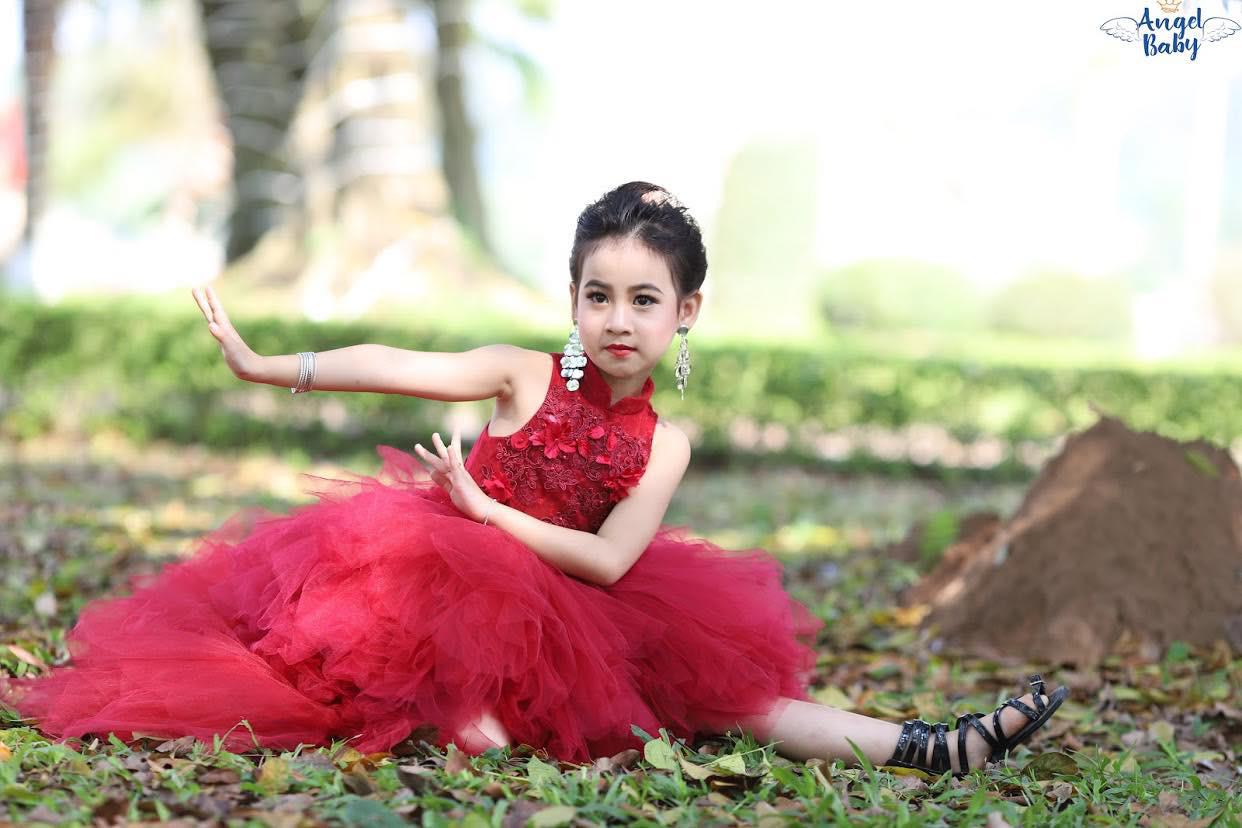 Lê Hoàng Bảo Trâm: Sao nhí tí hon toả sáng tuổi lên 6 - Ảnh 4.