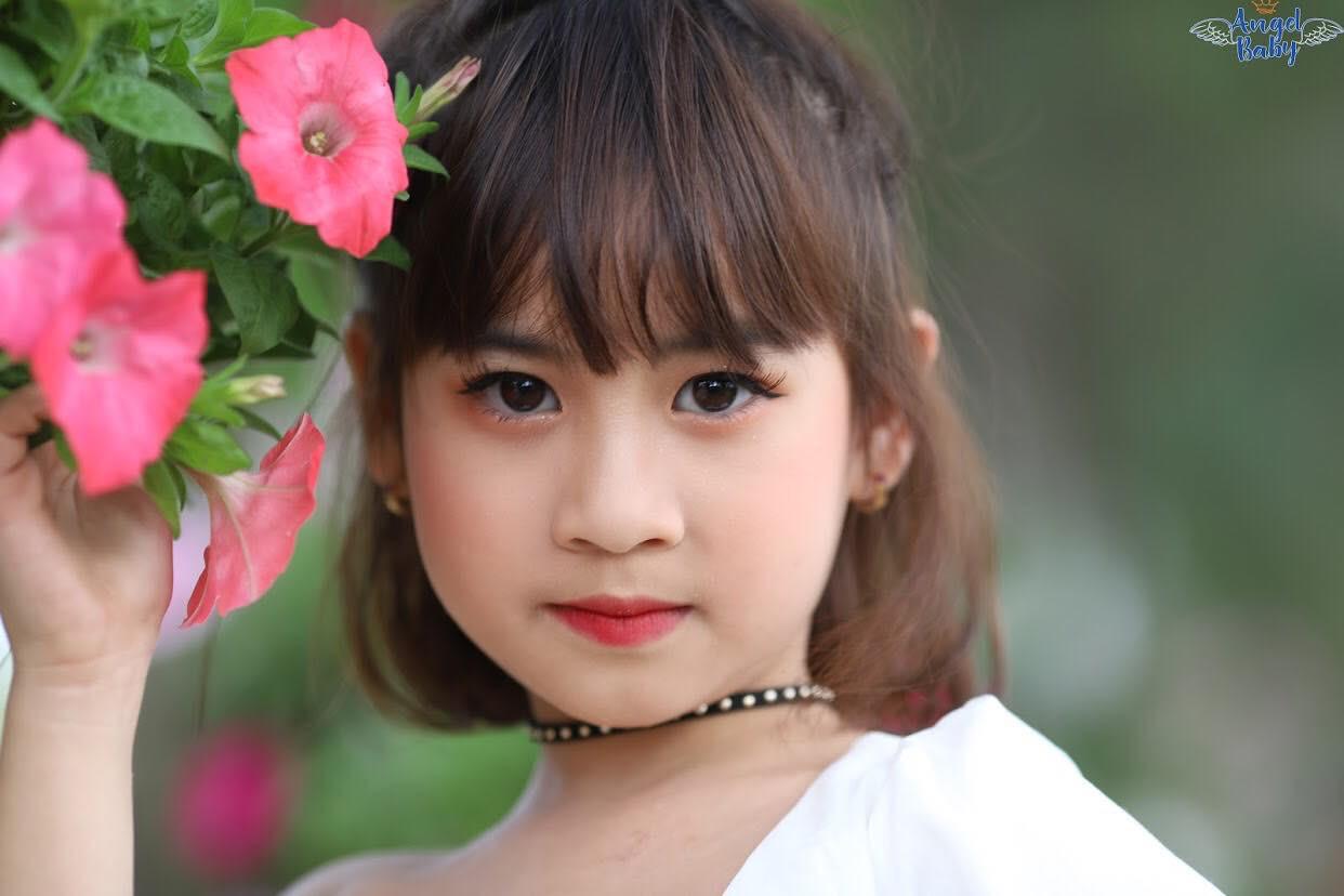 Lê Hoàng Bảo Trâm: Sao nhí tí hon toả sáng tuổi lên 6 - Ảnh 5.