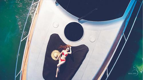 """Hoa hậu người Việt tại Úc Jolie Nguyễn gây """"bỏng mắt"""" mỗi lần mặc bikini quyến rũ - Ảnh 11."""