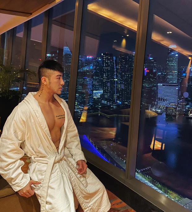 Lộ loạt tin nhắn Lục Triều Vỹ liên hệ với hoa hậu, người mẫu trước khi đường dây bán dâm nghìn đô bị triệt phá - Ảnh 3.