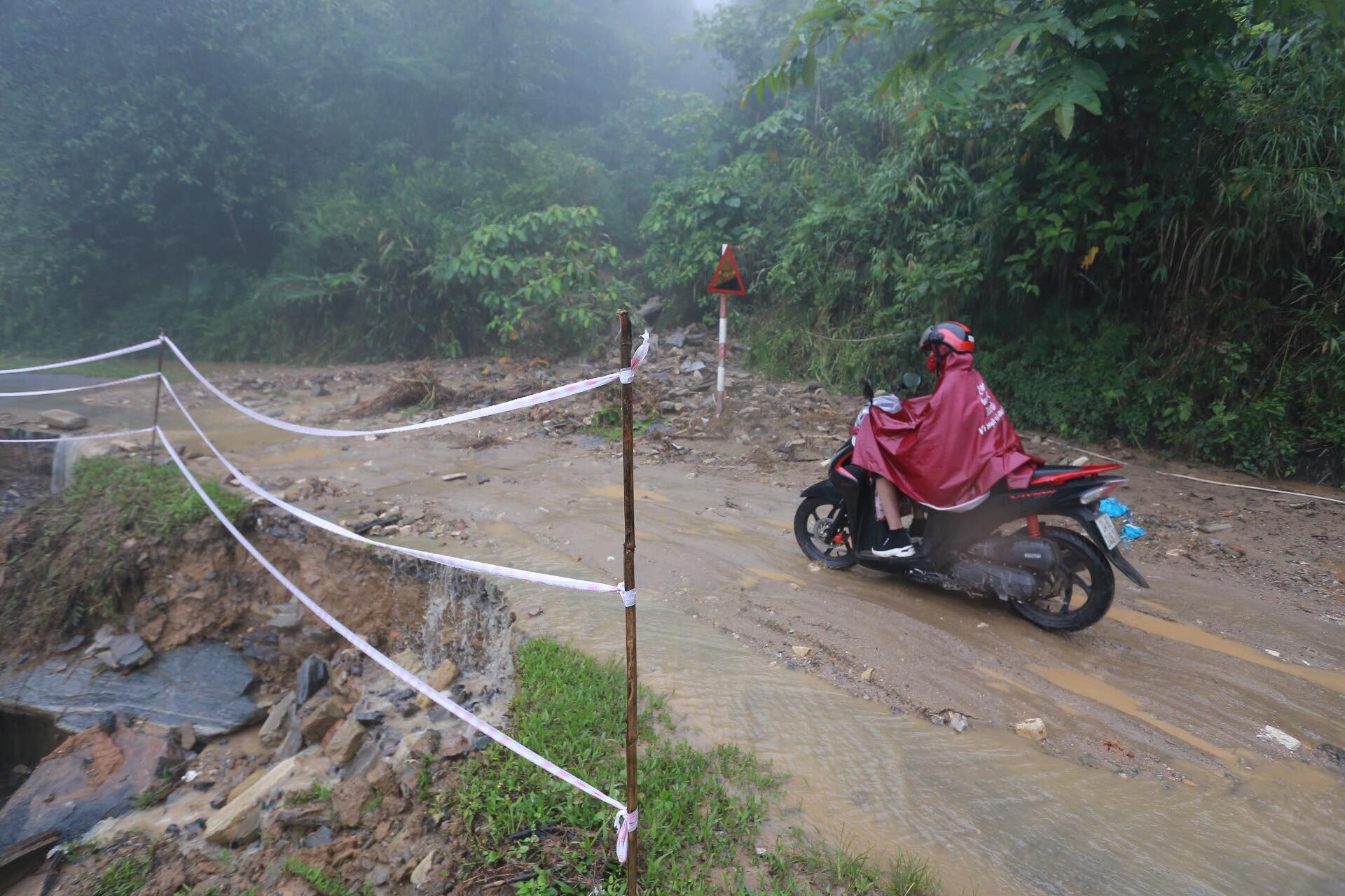Từ lũ lụt ở Trung Quốc, lo mưa lũ ở miền núi phía Bắc - Ảnh 2.