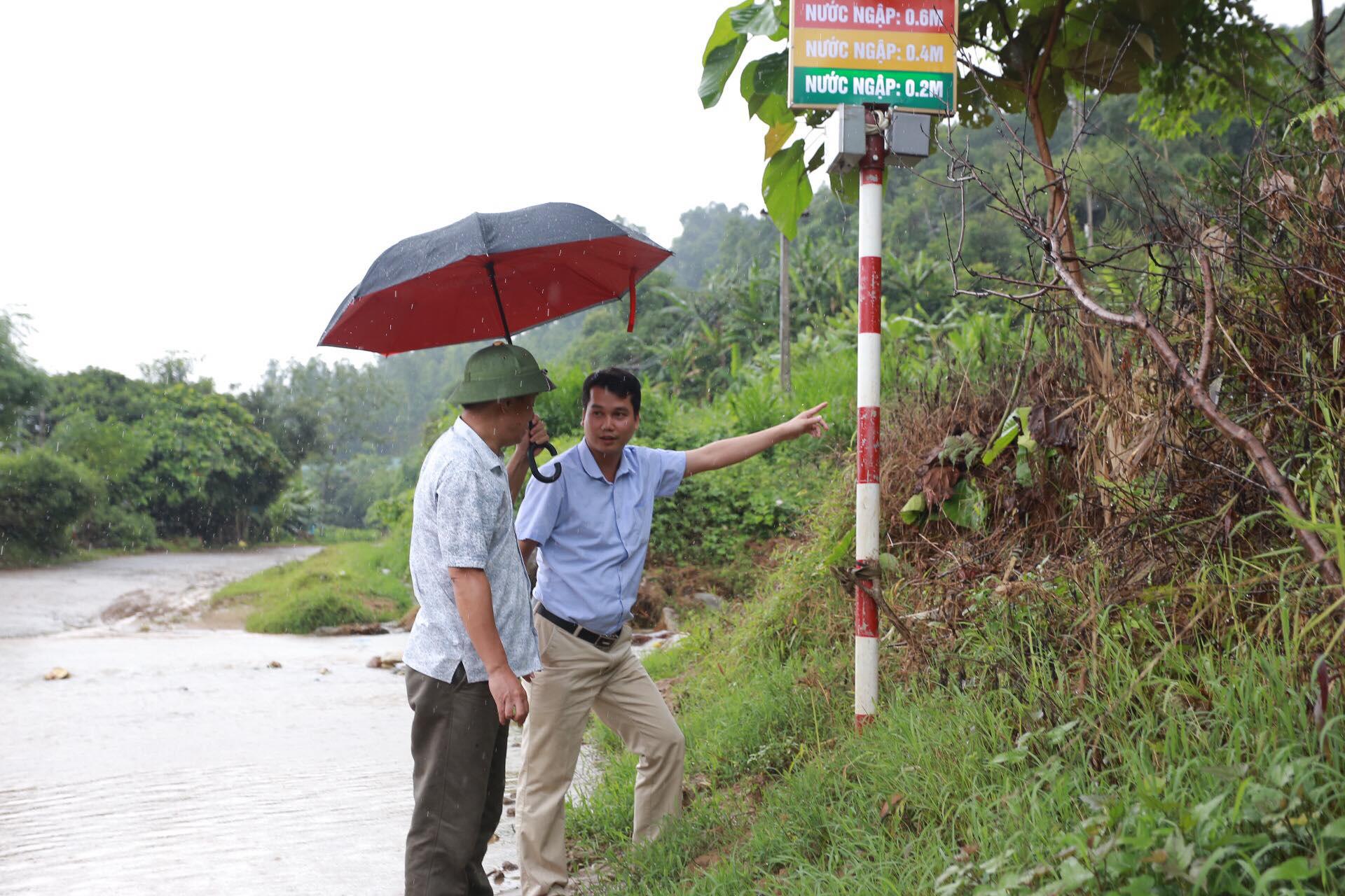 Từ lũ lụt ở Trung Quốc, lo mưa lũ ở miền núi phía Bắc - Ảnh 4.