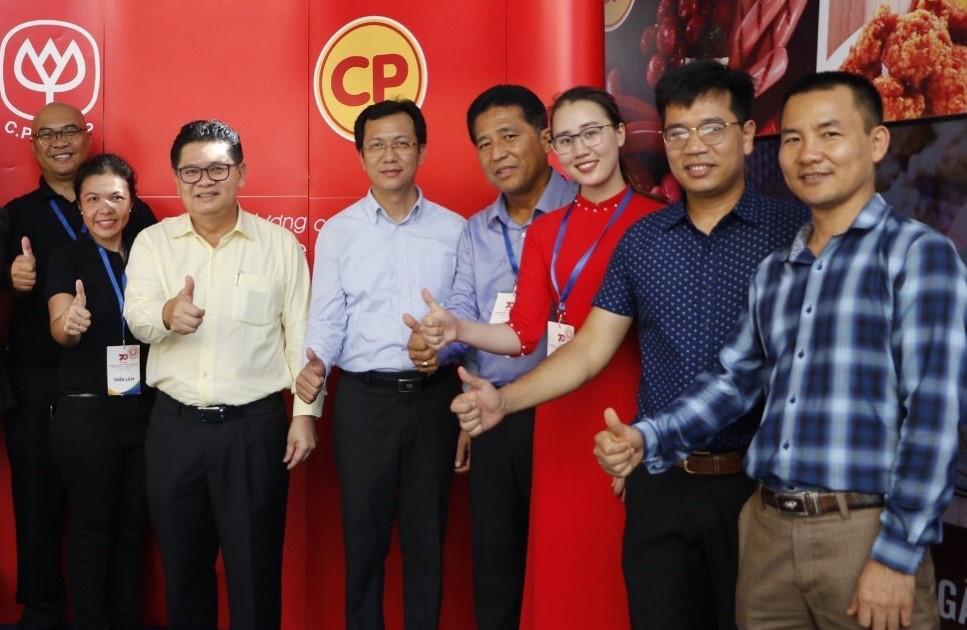 C.P. Việt Nam cam kết gắn bó vì nông nghiệp bền vững và phát triển tại Việt Nam - Ảnh 1.