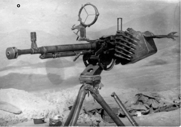 """Vì sao đại liên DShK 12,7mm là """"huyền thoại"""" trong lịch sử chiến tranh? - Ảnh 6."""