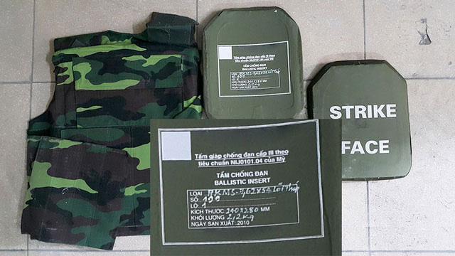 Những quan niệm ai cũng nhầm về áo giáp chống đạn - Ảnh 1.