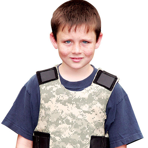 Những quan niệm ai cũng nhầm về áo giáp chống đạn - Ảnh 5.