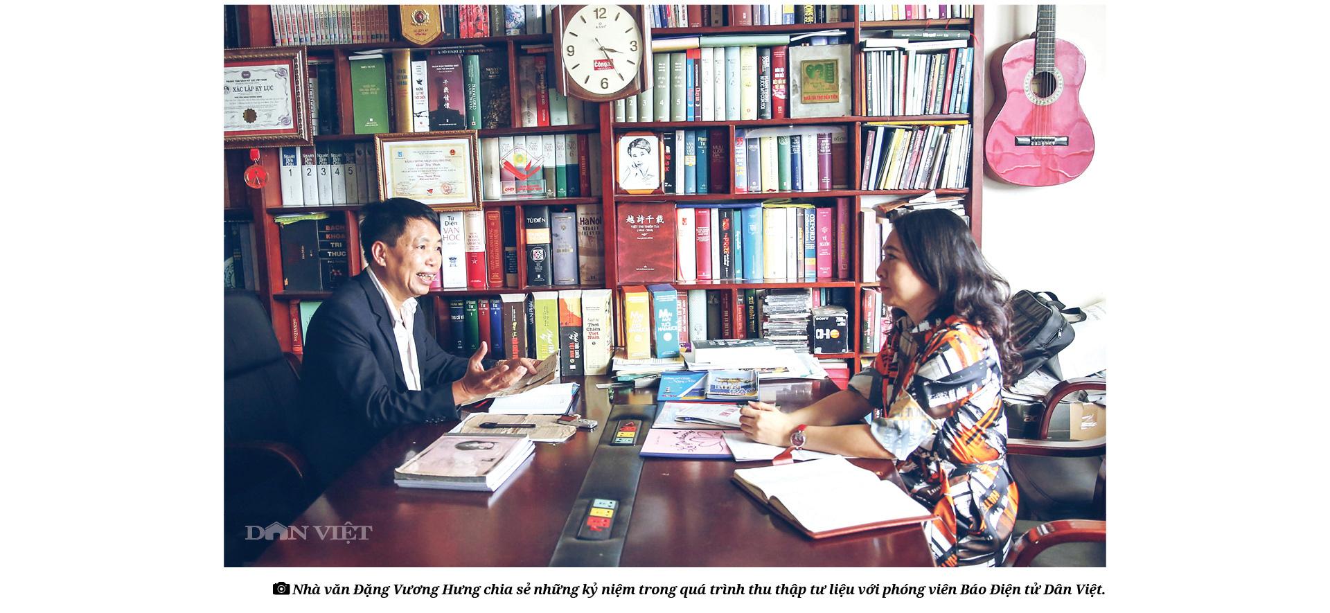 Nhà văn Đặng Vương Hưng: Hành trình ly kỳ của các cuốn nhật ký (Bài 2) - Ảnh 3.