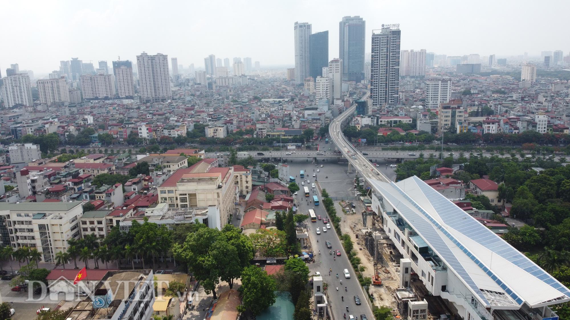 Toàn cảnh tuyến đường sắt trên cao bị đòi bồi thuờng hàng trăm tỷ đồng - Ảnh 5.
