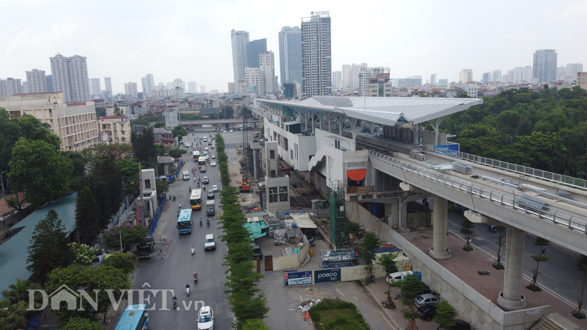 Toàn cảnh tuyến đường sắt trên cao bị đòi bồi thuờng hàng trăm tỷ đồng - Ảnh 6.