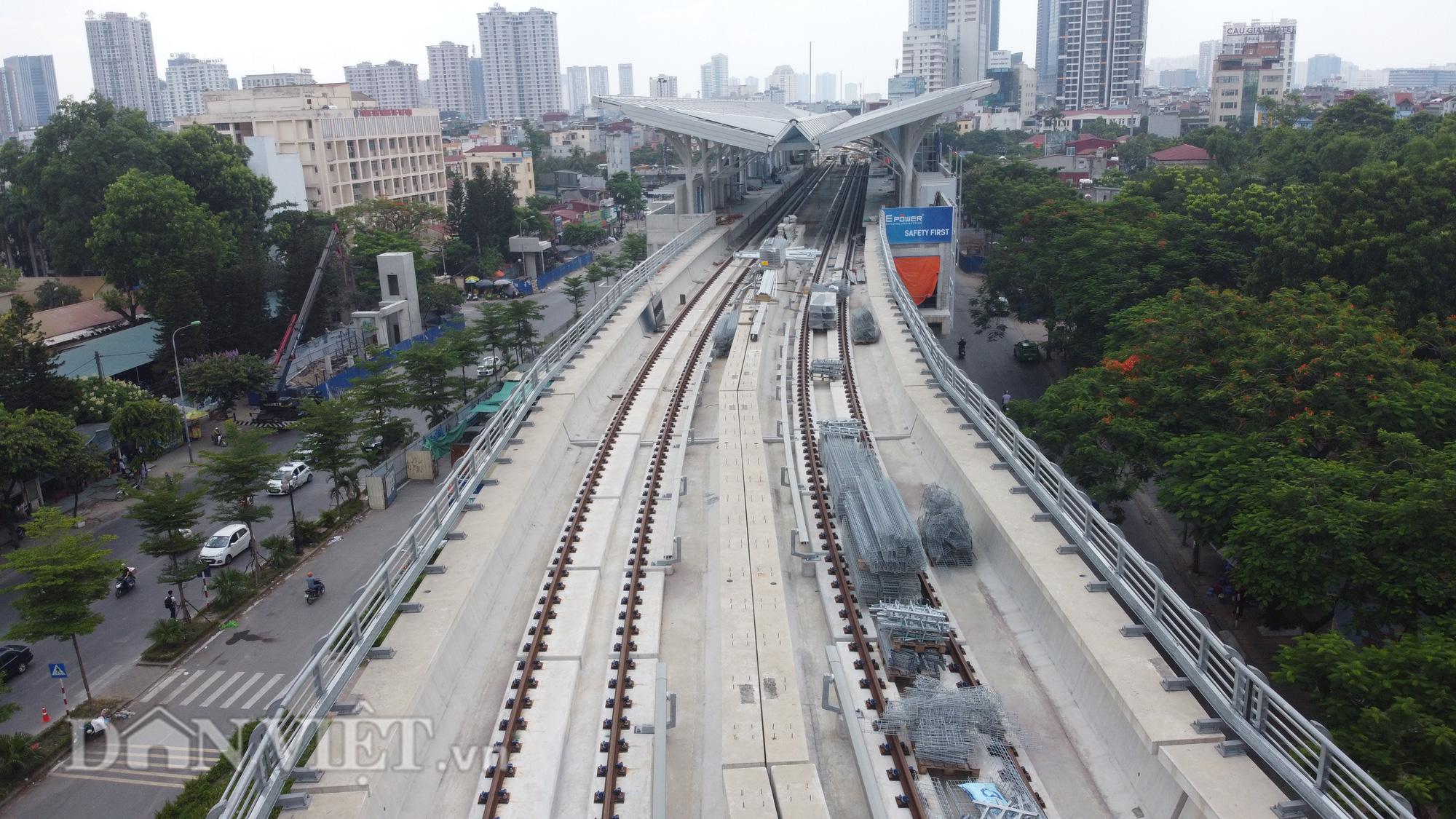 Toàn cảnh tuyến đường sắt trên cao bị đòi bồi thuờng hàng trăm tỷ đồng - Ảnh 7.