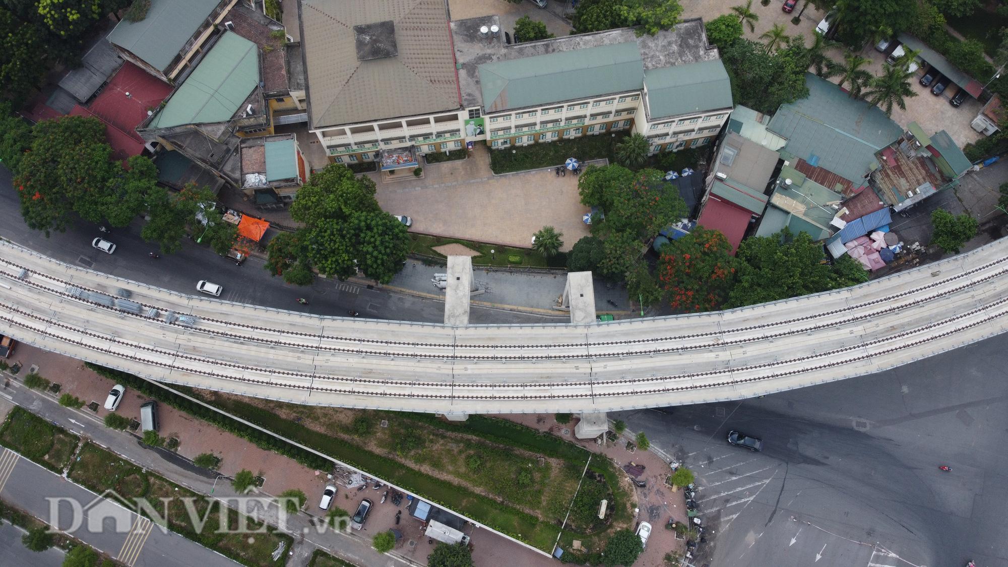 Toàn cảnh tuyến đường sắt trên cao bị đòi bồi thuờng hàng trăm tỷ đồng - Ảnh 8.