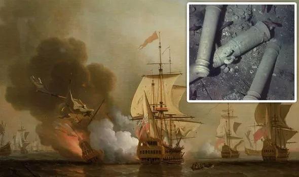 Phát hiện kho báu khổng lồ hàng tỷ USD trong xác tàu đắm ở đáy biển Caribbean - Ảnh 1.