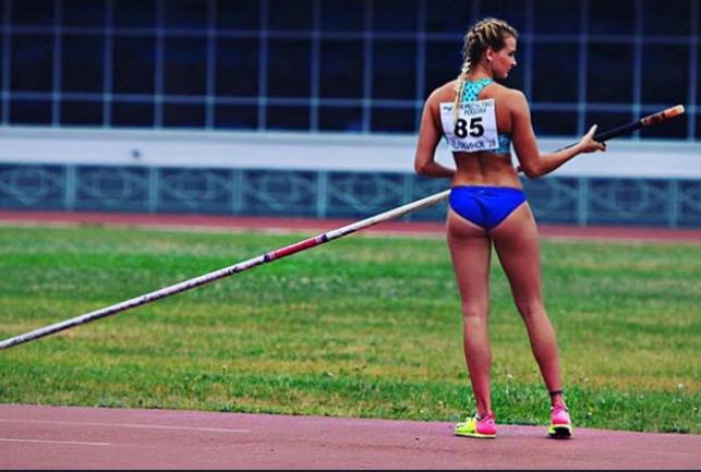 """Xuất hiện """"Sharapova mới"""" của làng thể thao Nga - Ảnh 3."""