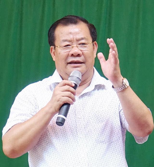 Quảng Ngãi: Chính thức phân công người điều hành thay Chủ tịch tỉnh nghỉ hưu  - Ảnh 1.