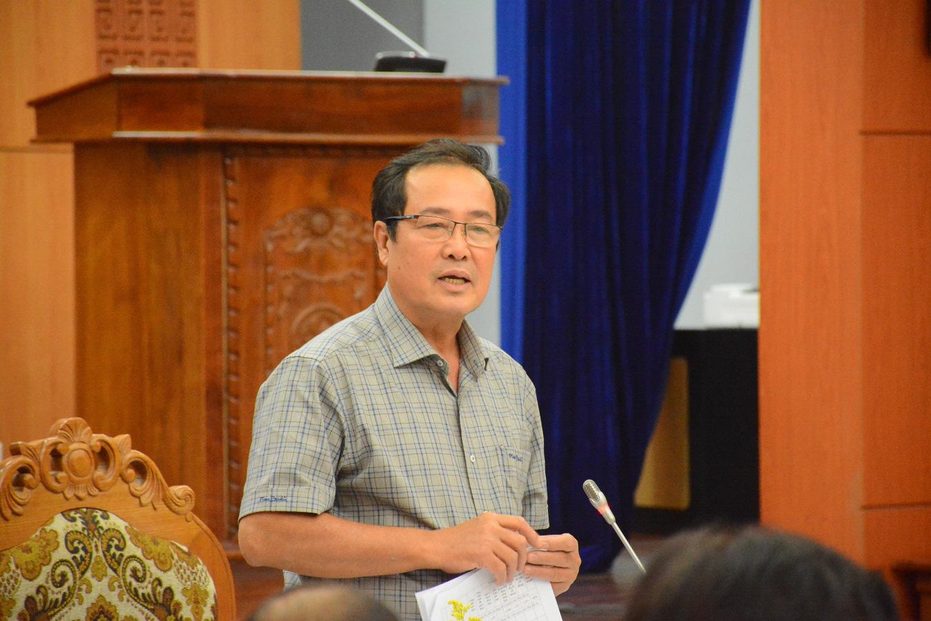 Phó Chủ tịch Quảng Nam xin nghỉ trước tuổi là ai? - Ảnh 1.