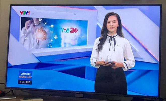 Nhan sắc và điều ít biết về MC mới dẫn Chuyển động 24h của VTV - Ảnh 2.