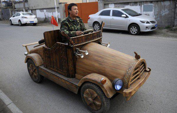 """15 """"phát minh"""" điên rồ và ấn tượng chỉ có ở Trung Quốc - Ảnh 1."""