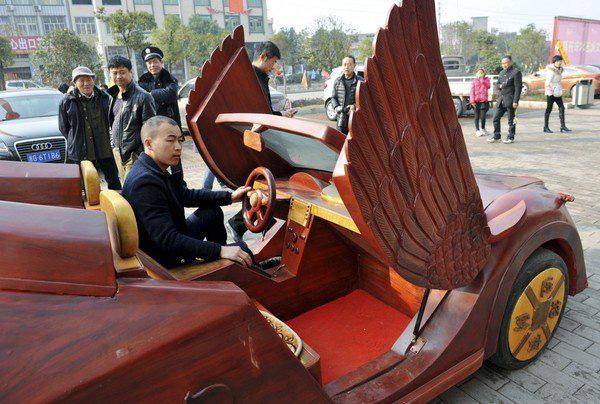 """15 """"phát minh"""" điên rồ và ấn tượng chỉ có ở Trung Quốc - Ảnh 2."""