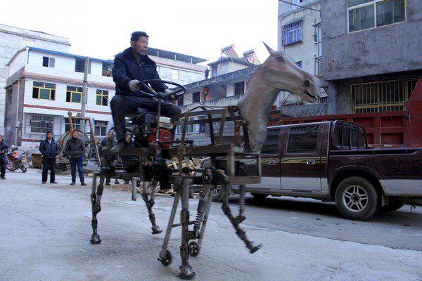 """15 """"phát minh"""" điên rồ và ấn tượng chỉ có ở Trung Quốc - Ảnh 3."""