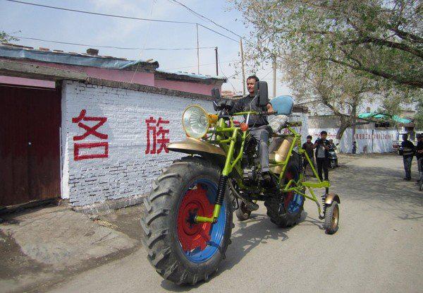 """15 """"phát minh"""" điên rồ và ấn tượng chỉ có ở Trung Quốc - Ảnh 4."""
