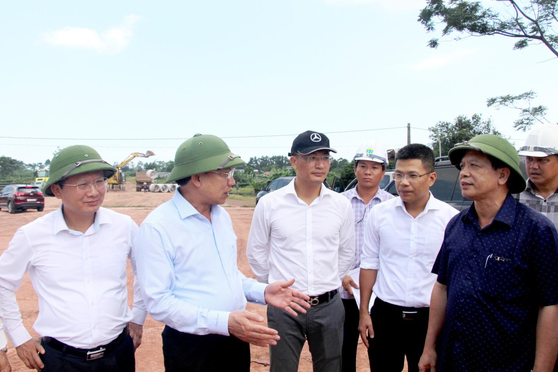 Bí thư Quảng Ninh phát động chiến dịch 30 ngày đêm GPMB cao tốc Vân Đồn – Móng Cái - Ảnh 2.