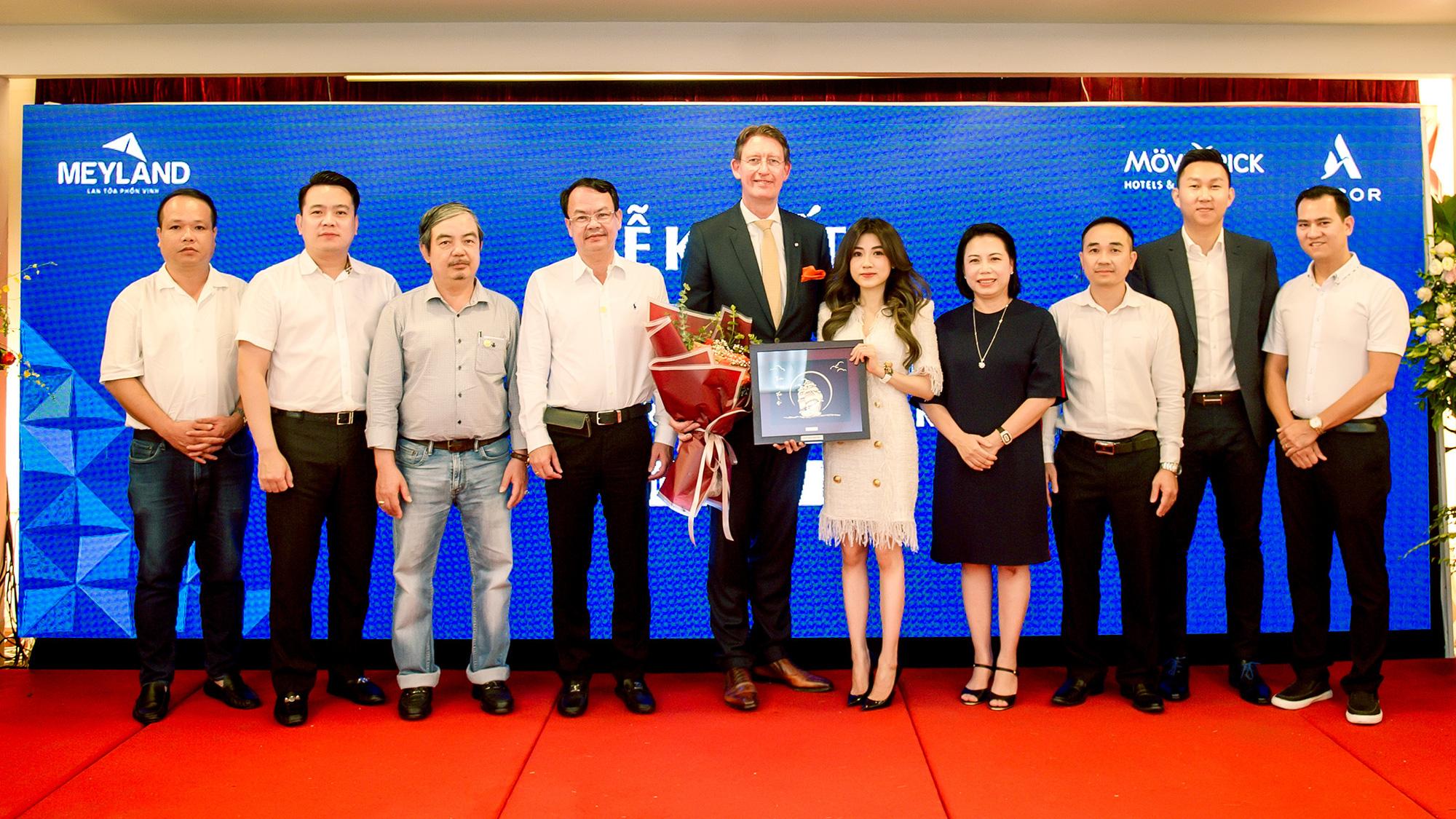 Tập đoàn Tân Á Đại Thành – Meyland ký hợp tác với Tập đoàn Accor - Ảnh 2.