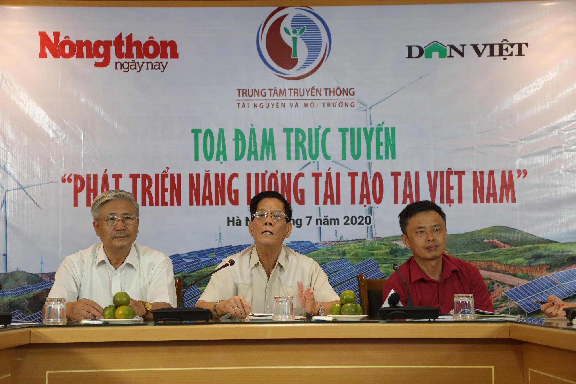 """Tọa đàm trực tuyến """"Phát triển năng lượng tái tạo tại Việt Nam"""": Không thể xem nhẹ vai trò của Nhà nước - Ảnh 2."""
