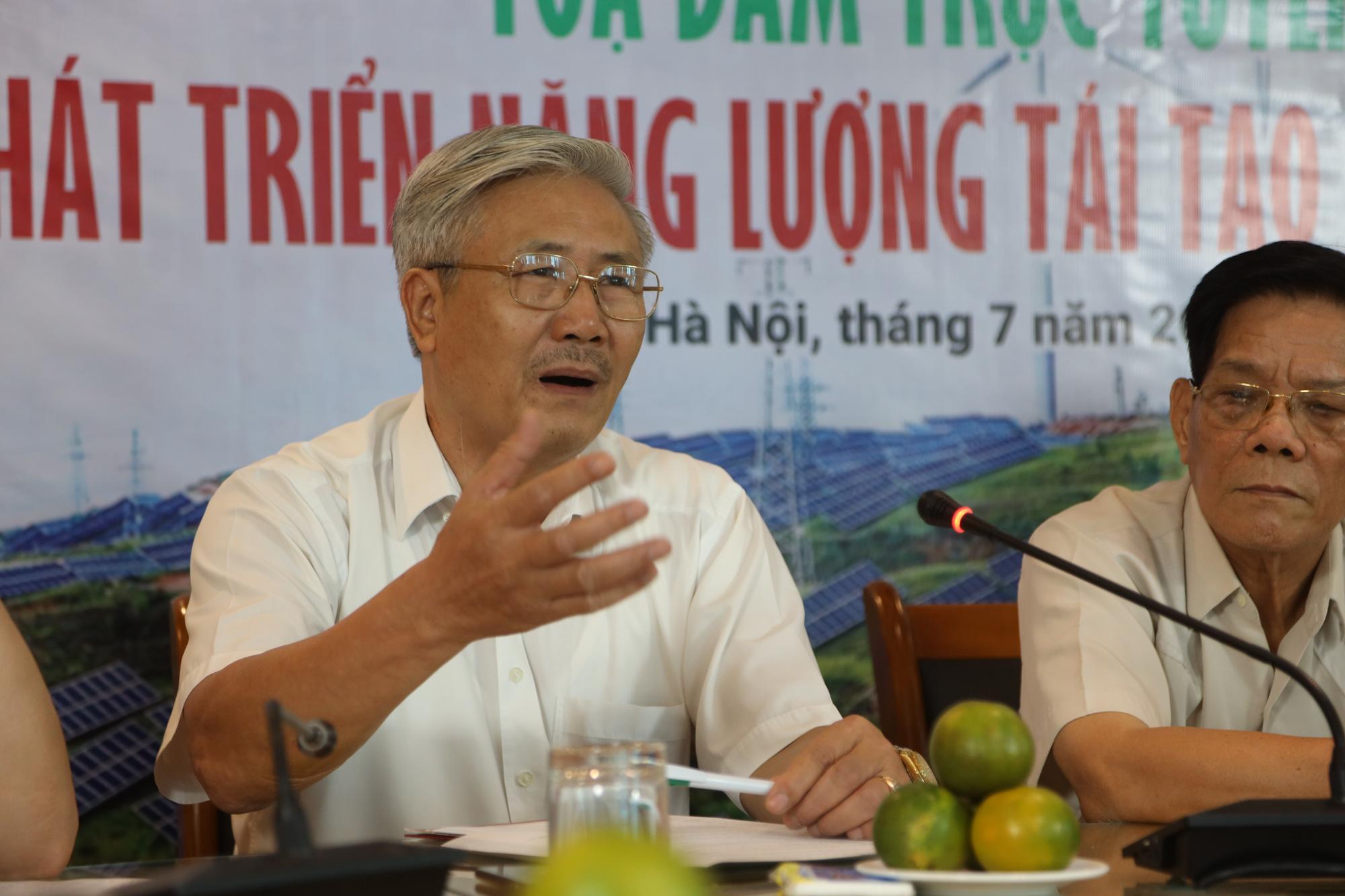 """Tọa đàm trực tuyến """"Phát triển năng lượng tái tạo tại Việt Nam"""": Không thể xem nhẹ vai trò của Nhà nước - Ảnh 6."""