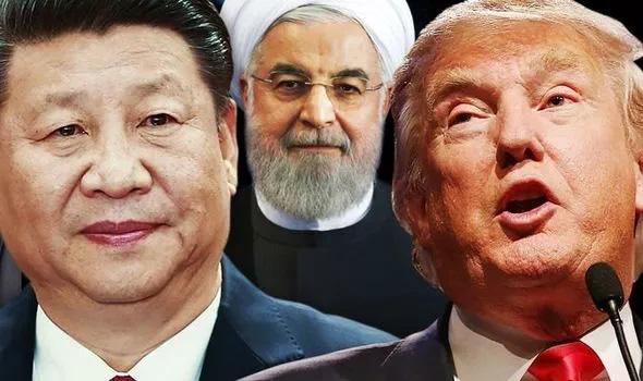 Mỹ nổi giận vì thỏa thuận trị giá 400 tỷ USD của Trung Quốc với Iran - Ảnh 1.