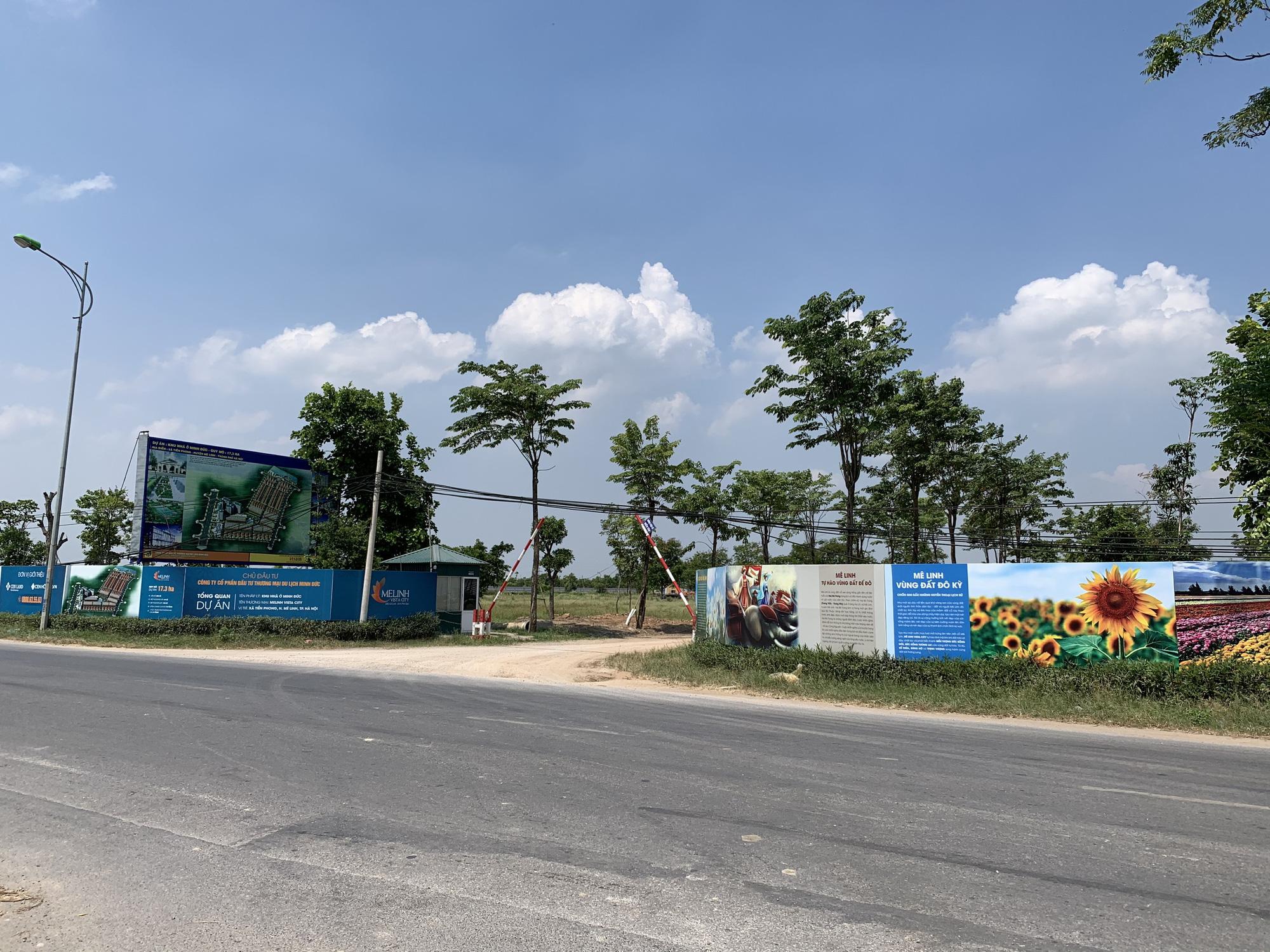 'Siêu' dự án nghìn tỷ ở Mê Linh khởi động trở lại sau 10 năm 'đắp chiếu' - Ảnh 4.