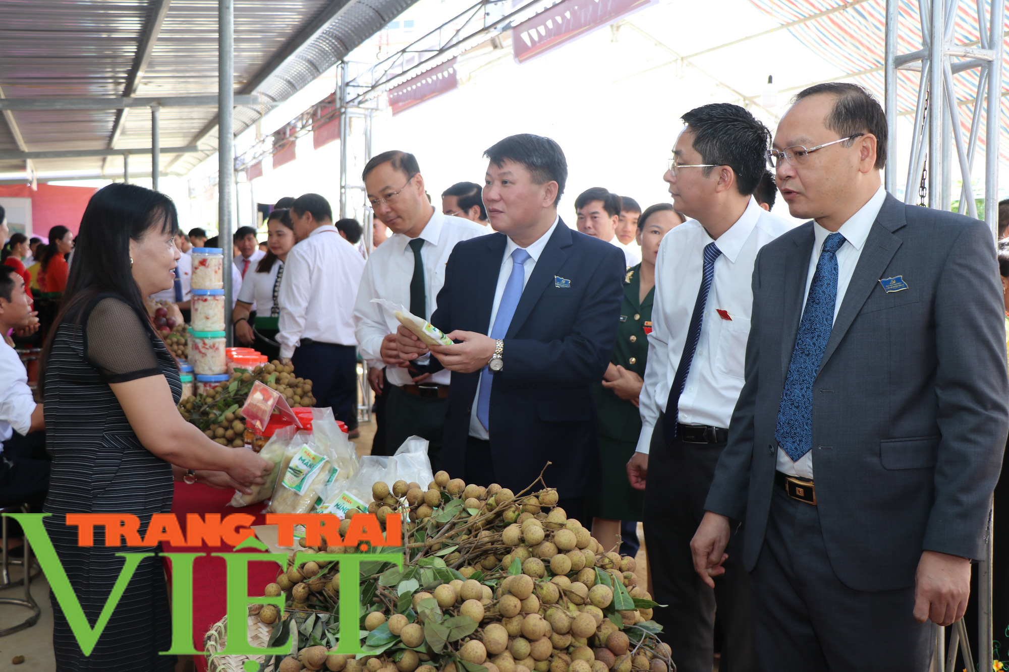 Đại hội đại biểu Đảng bộ huyện Vân Hồ phấn đấu đến 2025 đưa huyện thoát nghèo   - Ảnh 7.