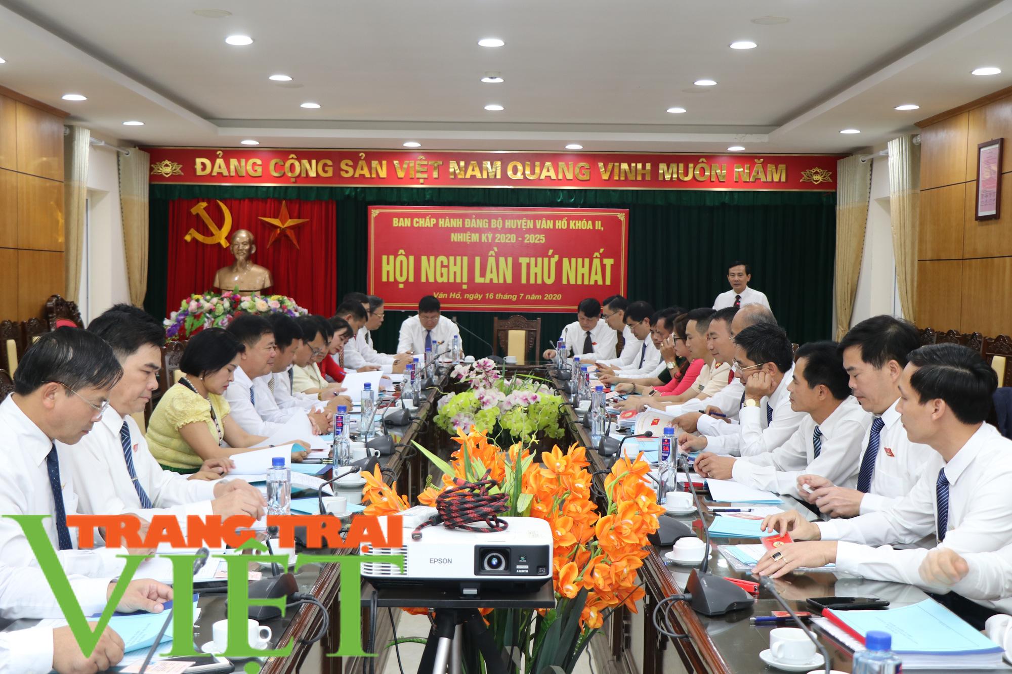 Đại hội đại biểu Đảng bộ huyện Vân Hồ phấn đấu đến 2025 đưa huyện thoát nghèo   - Ảnh 4.
