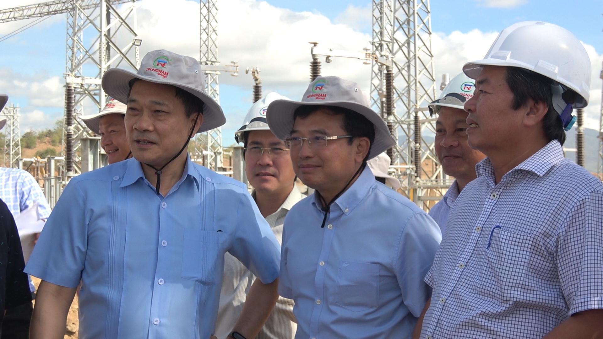 Ủy ban Kinh tế của Quốc hội thăm và làm việc Ninh Thuận - Ảnh 1.