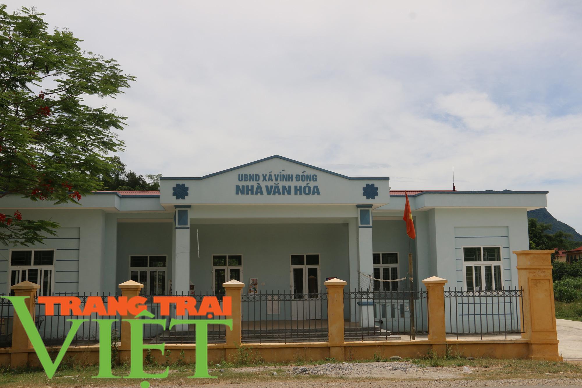 Kim Bôi huy động sức dân xây dựng nông thôn mới - Ảnh 3.