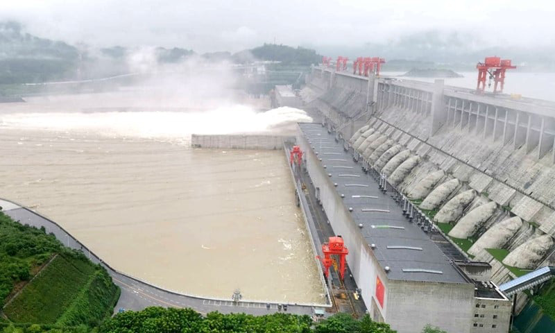 Đập Tam Hiệp mở 3 cửa xả lũ, Chủ tịch Hội Đập lớn nói: Trung Quốc vẫn kiểm soát tốt - Ảnh 2.