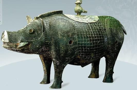 Nông dân đào móng xây nhà tìm được bảo vật quốc gia và duy nhất, mở ra truyền thuyết cảm động về lợn đồng  - Ảnh 2.