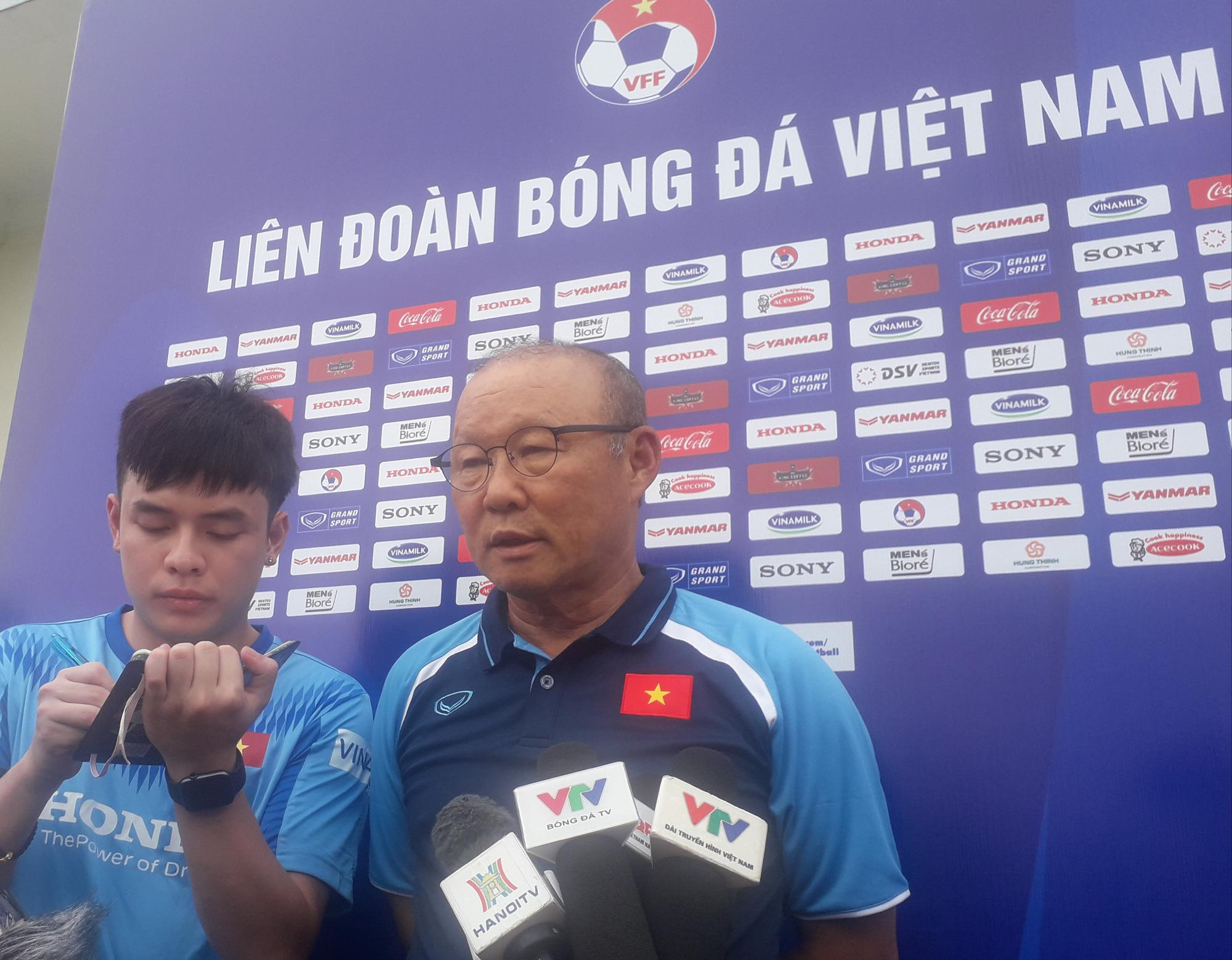 HLV Park Hang-seo bày tỏ nỗi nhớ 5 ngôi sao bóng đá Việt Nam - Ảnh 3.