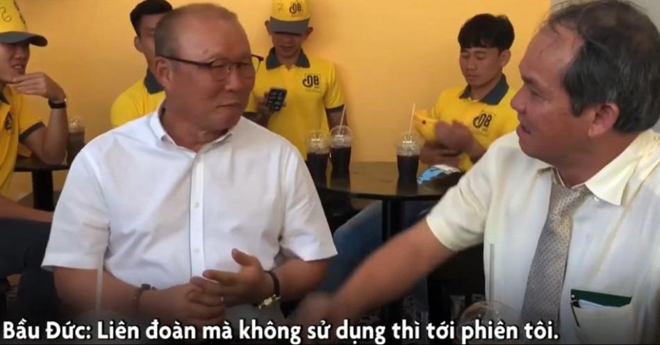 """Bầu Đức bất ngờ mời HLV Park Hang-seo ngồi vào """"ghế nóng"""" HAGL - Ảnh 4."""