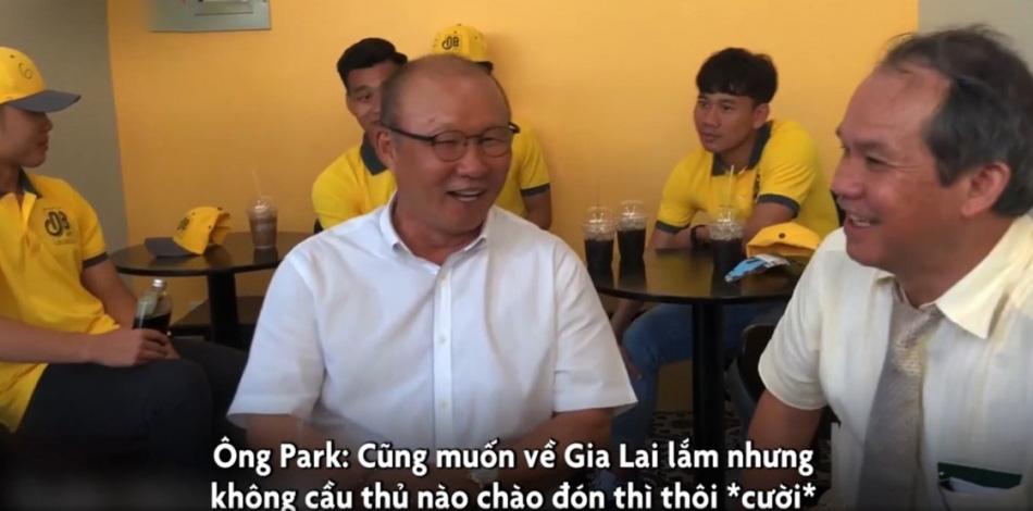 """Bầu Đức bất ngờ mời HLV Park Hang-seo ngồi vào """"ghế nóng"""" HAGL - Ảnh 6."""