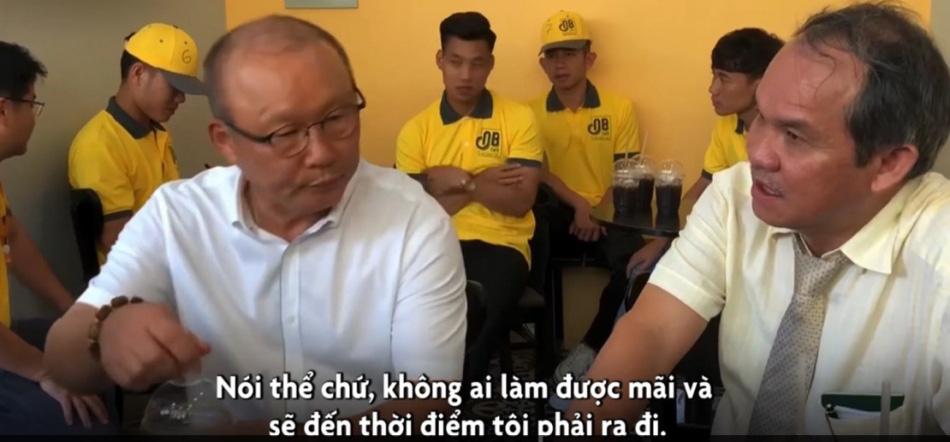 """Bầu Đức bất ngờ mời HLV Park Hang-seo ngồi vào """"ghế nóng"""" HAGL - Ảnh 7."""