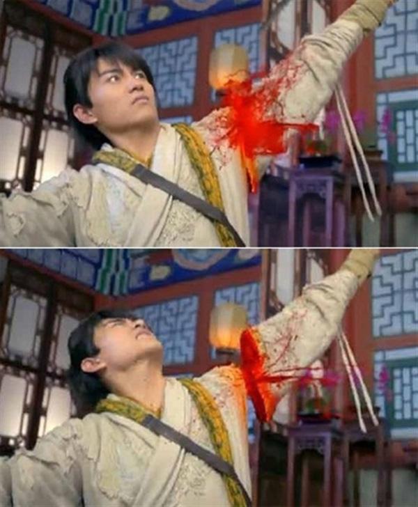 """Phim cổ trang Trung Quốc bị """"soi"""" kỹ xảo """"ảo"""" khó tin, khán giả """"cười ngất"""" - Ảnh 3."""