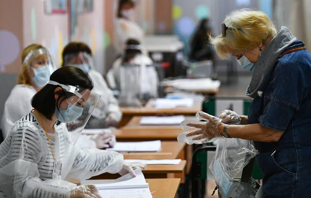 Nga công bố kết quả bỏ phiếu sửa đổi Hiến pháp - Ảnh 1.