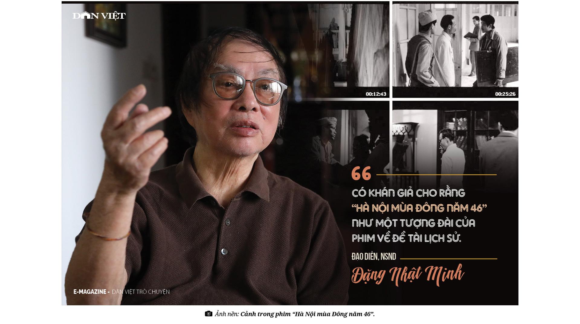 Đạo diễn NSND Đặng Nhật Minh - Những bộ phim có lửa - Ảnh 6.