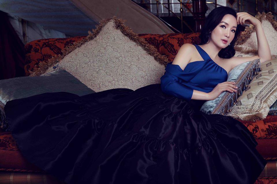 """Tuổi 49, Hoa hậu Giáng My """"gây mê"""" người nhìn nhờ vẻ đẹp tựa nữ thần - Ảnh 3."""