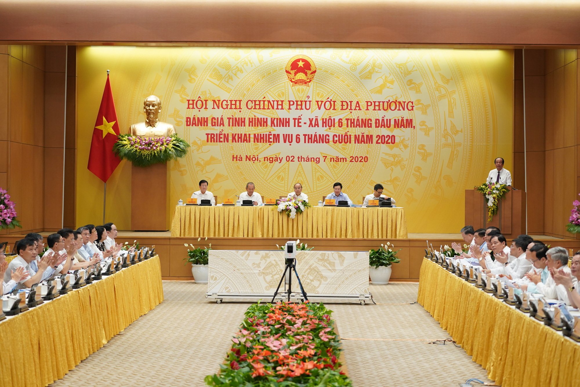 """Bộ trưởng Nguyễn Chí Dũng: """"Chống suy thoái kinh tế như chống giặc"""" - Ảnh 2."""