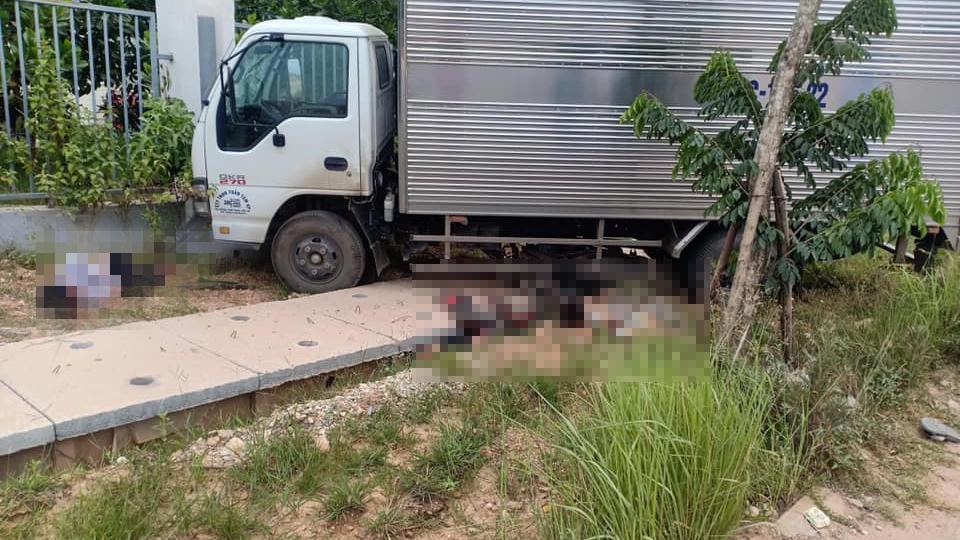 Tai nạn kinh hoàng khiến 3 người thương vong tại Vĩnh Phúc  - Ảnh 2.