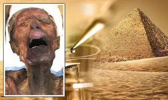 """Giải lời nguyền Pharaoh Ai Cập: Sự thật sốc đằng sau """"xác ướp la hét"""" - Ảnh 1."""
