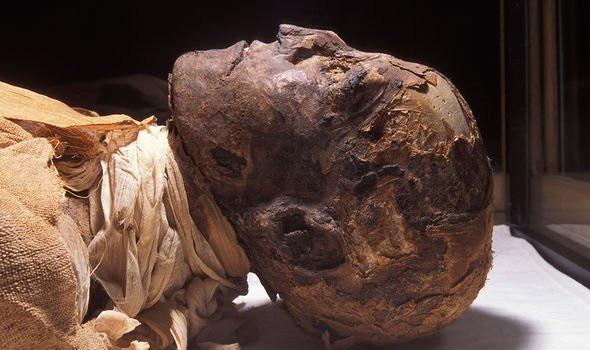 """Giải lời nguyền Pharaoh Ai Cập: Sự thật sốc đằng sau """"xác ướp la hét"""" - Ảnh 3."""