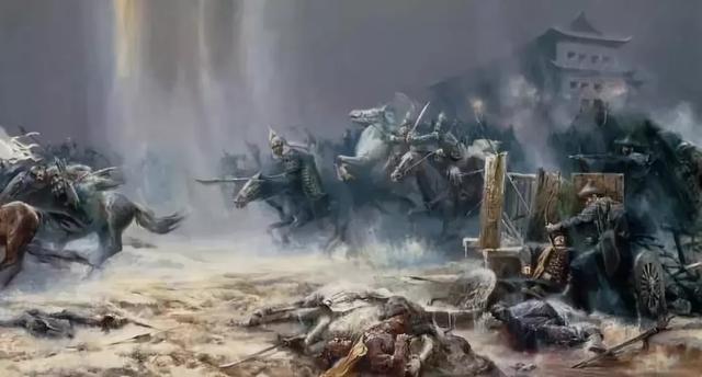 Khả Hãn Mông Cổ bị nhà Minh cự tuyệt giao thương, đem 10 vạn quân uy hiếp Bắc Kinh suốt 8 ngày - Ảnh 2.