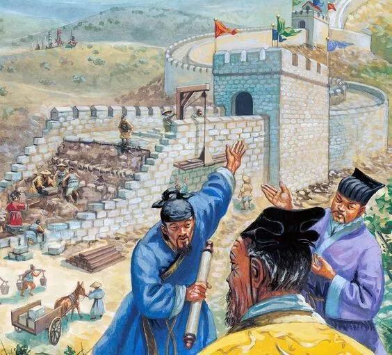 Khả Hãn Mông Cổ bị nhà Minh cự tuyệt giao thương, đem 10 vạn quân uy hiếp Bắc Kinh suốt 8 ngày - Ảnh 3.